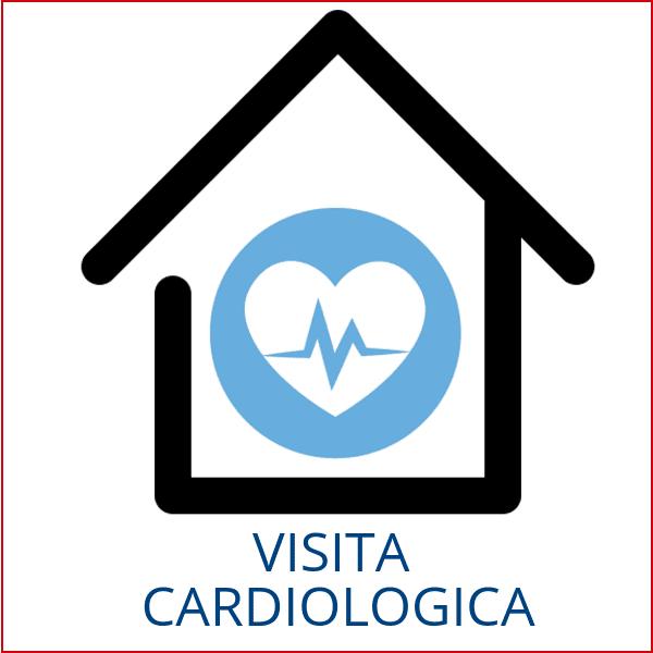 VISITA CARDIOLOGIA A DOMICILIO