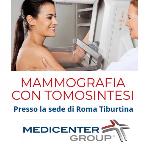 MAMMOGRAFIA CON TOMOSINTESI: TECNOLOGIA EFFICACE